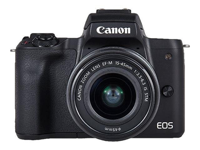 Canon EOS M50 Body schwarz