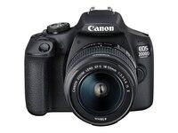 Canon EOS 2000D, EF-S 3,5-5,6/18-55 IS II