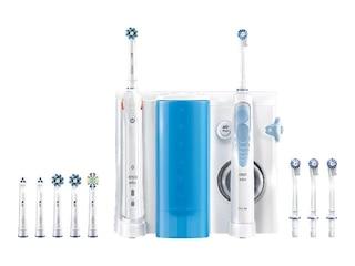 Oral-B Smart 5000 OxyJet Mundpflege-Center mit Bluetooth -