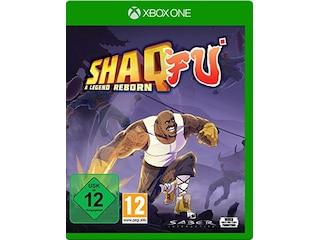 EuroVideo Shaq Fu: A Legend Reborn (Xbox One) -