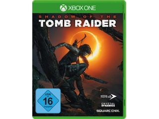 Square Enix Shadow of the Tomb Raider (Standard Edition) (Xbox One) -