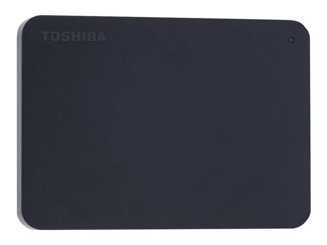 Toshiba Canvio Basics schwarz 2TB (HDTB420EK3AA)