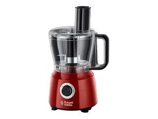 Russell Hobbs 24730-56 Desire Kompaktküchenmaschine Rot/Schwarz -
