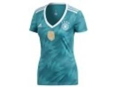 Adidas DFB Deutschland WM 2018 Auswärts Fußballtrikot Frauen, Größe M
