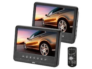 AEG DVD 4555 Tragbares DVD Player Set -
