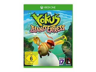 NBG Yoku's Island Express (Xbox One) -
