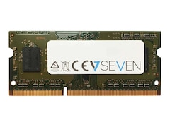 V7 DDR3 2 GB SO DIMM 204-PIN 1600 MHz / PC3-12800 (V7128002GBS)