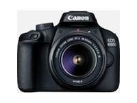 Canon EOS 4000D + EF-S 18-55mm III Objektiv