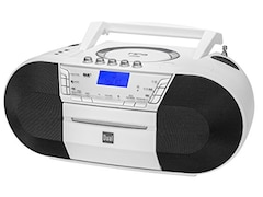 Dual DAB-P 200 Radiorecorder (Weiß)