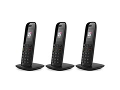 Deutsche Telekom Speedphone 10 Trio schwarz