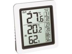 TFA 30.3065.02, Funk-Thermo-Hygrometer