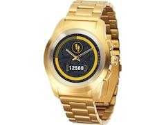 MyKronoz ZeTime Petite Elite Brushed Smartwatch,Gelbgold