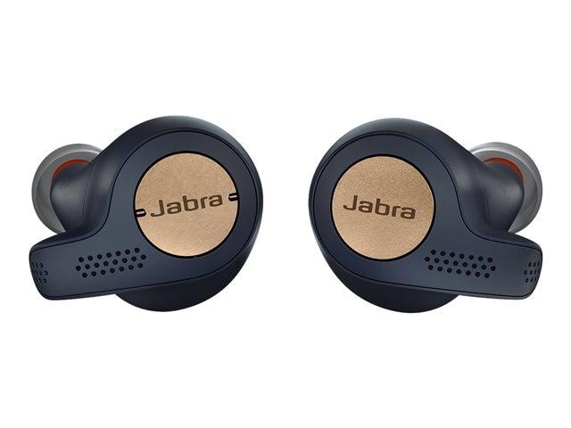Jabra Elite Active 65T KU/B True Wireless Smart Earphones Blau/Kupfer