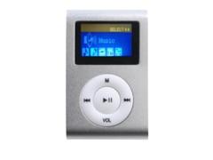 Difrnce DF-MP 855, MP3 Player, 4 GB, Silber
