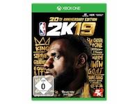 2K Sports NBA 2K19 (20th Anniversary Edition) (Xbox One)