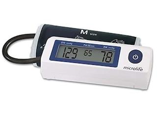 Microlife BPA90 Travel Kit Oberarm-Blutdruckmessgerät -