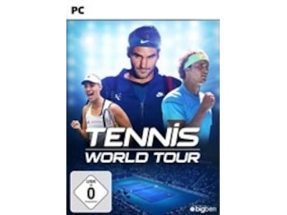 BigBen Tennis World Tour (PC) -