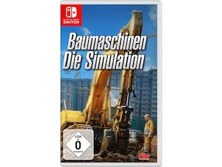 United Independent Entertainment Baumaschinen - Die Simulation (PC) -