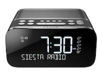 Pure 149584 Siesta S6, Radiowecker, Grau