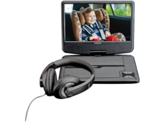 Lenco DVP-911 Tragbarer DVD-Player Schwarz