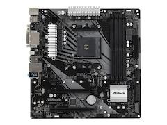 ASRock B450M Pro4, AMD B450 - Sockel AM4 (90-MXB8F0-A0UAYZ)