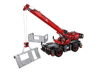 Geländegängiger Kranwagen (42082) -