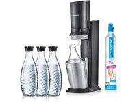 SodaStream 1216513490 Crystal 2.0 Titan/Silber