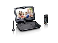 Lenco DVP 9463 BK Tragbarer DVD-Player Schwarz