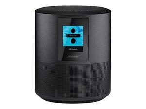 Home Speaker 500, Smart Speaker, Schwarz