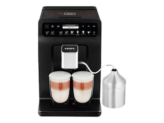 Krups EA8948 Evicence Plus One-Touch-Cappuccino Schwarz-Metallic -