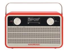Nordmende Transita 120 IR Digitalradio Orange