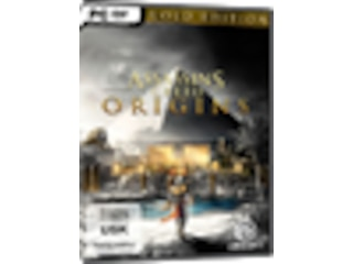 Ubisoft Assassin's Creed Origins - Gold Edition (PC) -