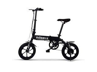 "Nilox Doc X2+ (16"") E-Bike schwarz -"