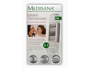 Medisana Thermometer Infrarot 3 in 1 -