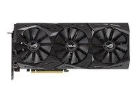Asus GeForce RTX 2070 ROG STRIX O8G, 8192 MB GDDR6 (90YV0C90-M0NA00)