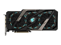 GigaByte Aorus GeForce RTX 2080 Ti Xtreme 11G, 11264 MB GDDR6 (GV-N208TAORUS X-11GC)