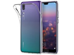Spigen Case Liquid Crystal für Huawei P20 transparent