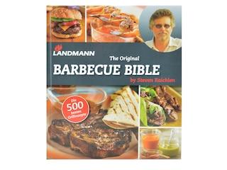 Landmann 45100, Barbecue Bible -