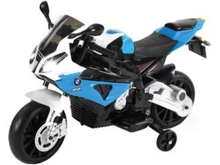 Jamara Ride On - Motorrad BMW S1000RR Blau -
