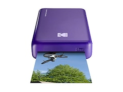 Kodak MP2-PR Mini Fotodrucker 4 Pass D2T2-Technologie lila