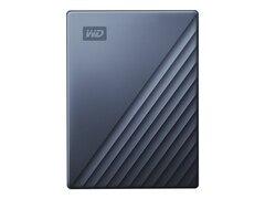 Western Digital My Passport Ultra 2TB USB3.0 & USB-C 2.5zoll - Blau (WDBC3C0020BBL-WESN)