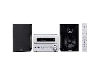 Yamaha MCR-B370D DAB Mikro-CD-Stereoanlage Silber / PianoBlack -