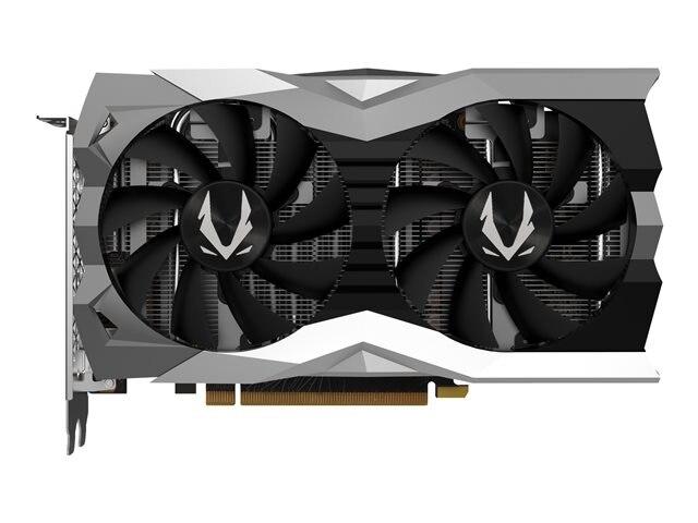 Zotac GeForce RTX 2060 AMP! Edition, 6144 MB GDDR6 (ZT-T20600D-10M)