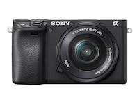 Sony Alpha 6400 Kit mit SELP16-50 mm F3,5 - 5,6 OSS schwarz