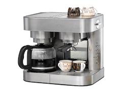 Rommelsbacher EKS 3010 Kaffee-/Espresso Center Edelstahl