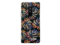 Ideal of Sweden Fashion Case Samsung Galaxy S9+ Neon Tropical