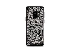 Puro Glam Ice light Samsung Galaxy S9 Silber