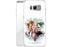 Finoo Hogwarts Wasserfarbe Samsung Galaxy S8 Mehrfarbig