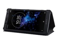 Sony Style C. Stand SCSH50 Sony Xperia XZ2 Compact, Schwarz
