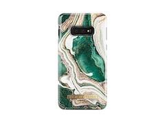 Ideal of Sweden Fashion Samsung Galaxy S10e Golden Jade Marble